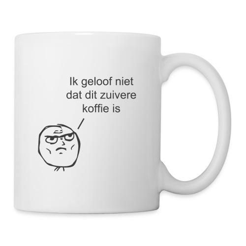 Zuivere koffie mok - Mok