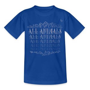 All Animals - T-shirt Ado
