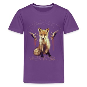 Anti Fur II	 - T-shirt Premium Ado