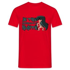 Nudité (simple) - T-shirt Homme