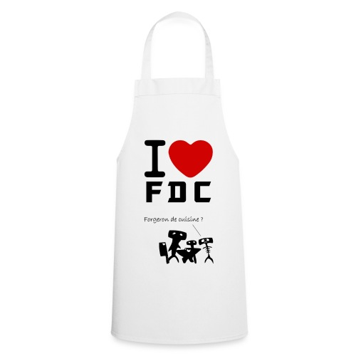 Tablier - I love FDC - Tablier de cuisine