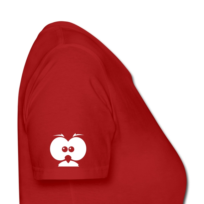 Geiles Logo Ladys 100% Bio-Baumwolle