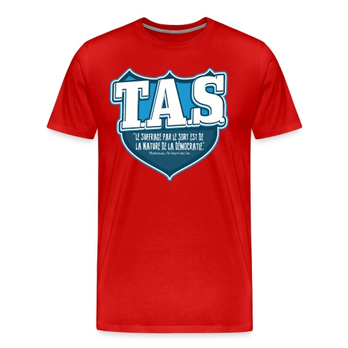 TASS 001 (M) - T-shirt Premium Homme