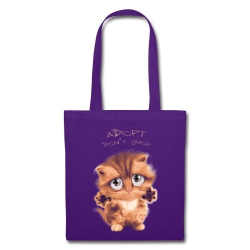 Adopt - Tote Bag