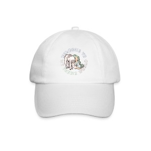 Welcome to my Veggie World - Casquette classique
