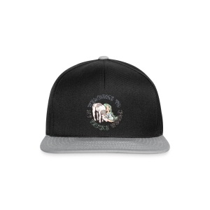 Welcome to my Veggie World - Casquette snapback