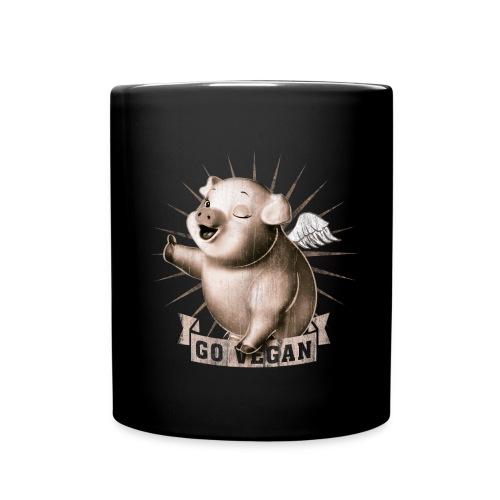 Go Vegan - Mug uni