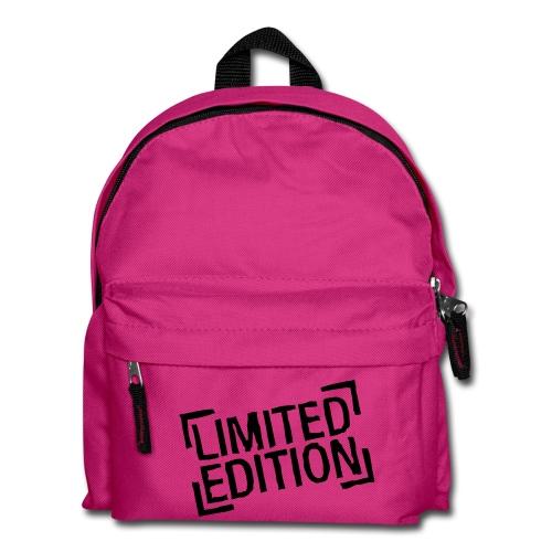 Limited Edition Children's Bag - Kids' Backpack