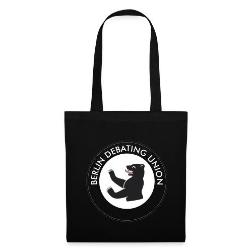 Tasche - round logo - Stoffbeutel