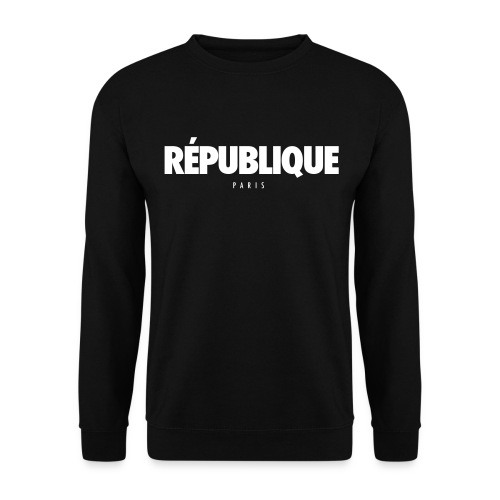 REPUBLIQUE - Sweat-shirt Homme