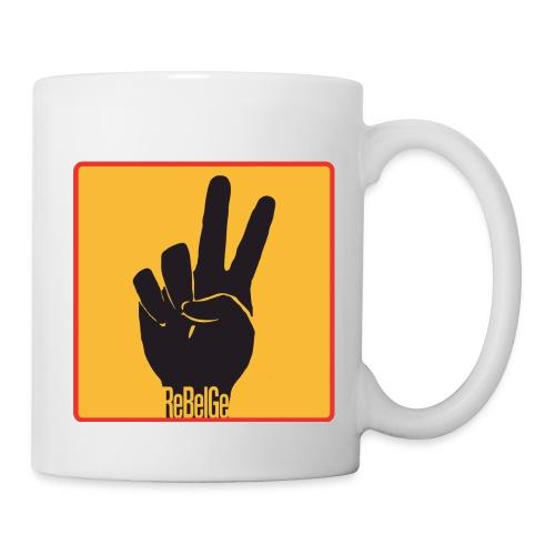 Mug Rebelge - Mug blanc