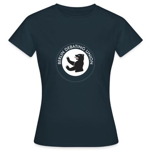 T - round logo - Frauen T-Shirt