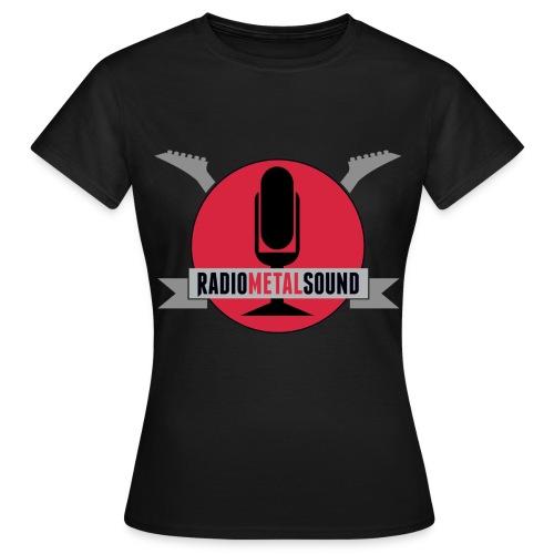 RMS T-Shirt F - T-shirt Femme