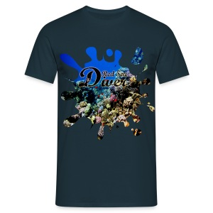 Red Sea Diver  - Männer T-Shirt