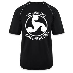 Soshindo Shirt tradionell - Männer Fußball-Trikot