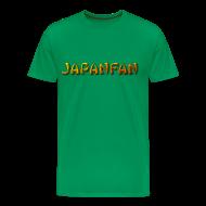 Tee shirts ~ T-shirt Premium Homme ~ Tee shirt homme Japanfan modèle premium