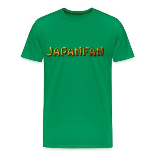 Tee shirt homme Japanfan modèle premium - T-shirt Premium Homme