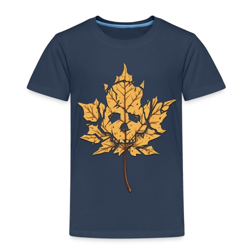 Feuille Morte - Kids' Premium T-Shirt
