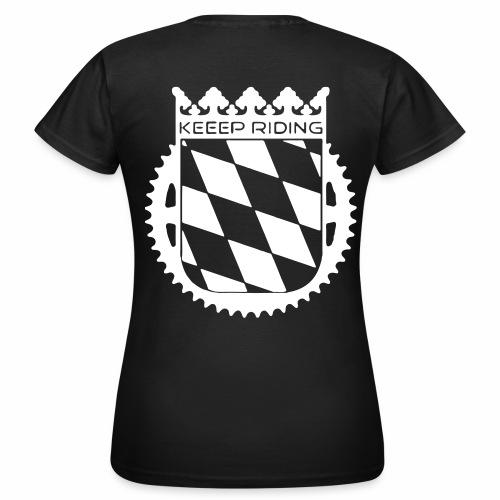 KR - Shirt Women - Frauen T-Shirt