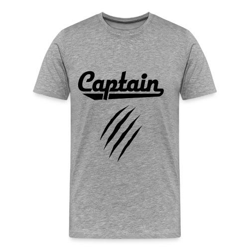 Capatain Herre T shirt - Herre premium T-shirt