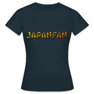 Tee shirts ~ Tee shirt Femme ~ Tee shirt femme Japanfan modèle simple