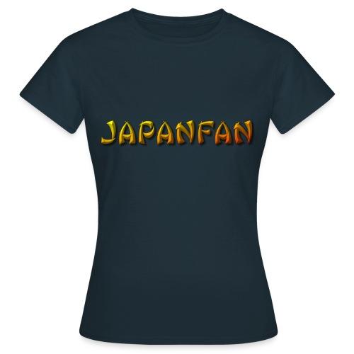 Tee shirt femme Japanfan modèle simple - T-shirt Femme