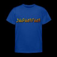 Tee shirts ~ Tee shirt Enfant ~ Tee shirt enfant Japanfan modèle simple