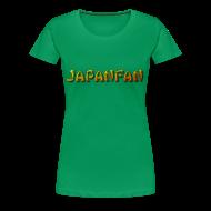 Tee shirts ~ T-shirt Premium Femme ~ Tee shirt femme Japanfan modèle premium