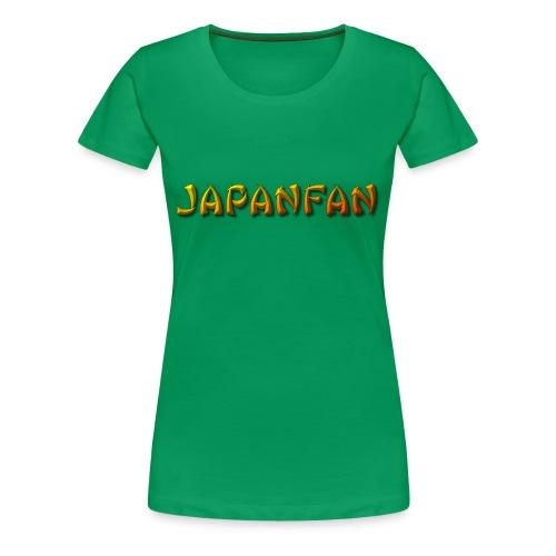 Tee shirt femme Japanfan modèle premium - T-shirt Premium Femme