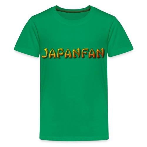 Tee shirt ado Japanfan modèle premium - T-shirt Premium Ado