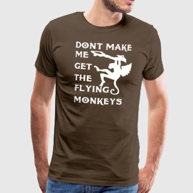 Flying Monkeys - Men's Premium T-Shirt