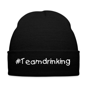 Teamdrinking hue - Sort - Winterhue