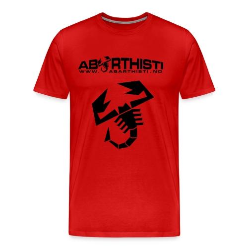 Scorpion T-shirt - Premium T-skjorte for menn