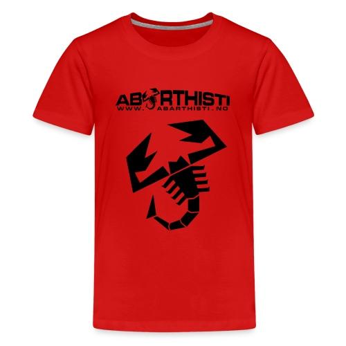 Scorpion T-shirt - Premium T-skjorte for tenåringer