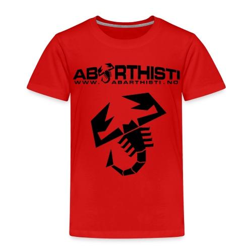 Scorpion T-shirt - Premium T-skjorte for barn