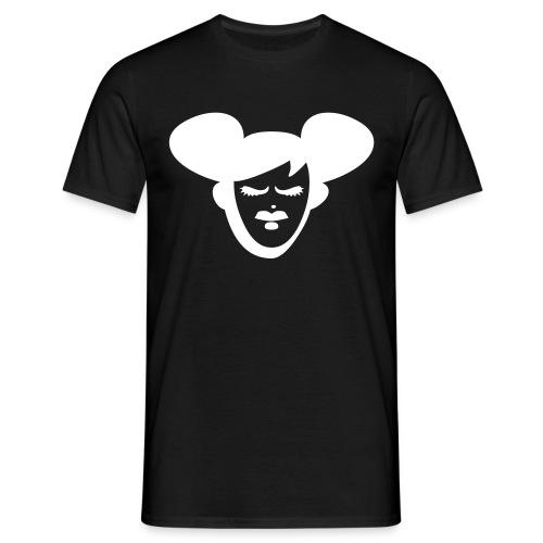 Disney -Black - Men's T-Shirt