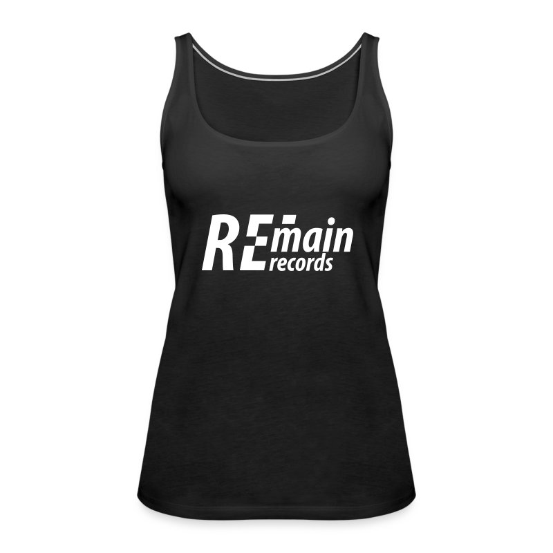 remainlogo - Women's Premium Tank Top