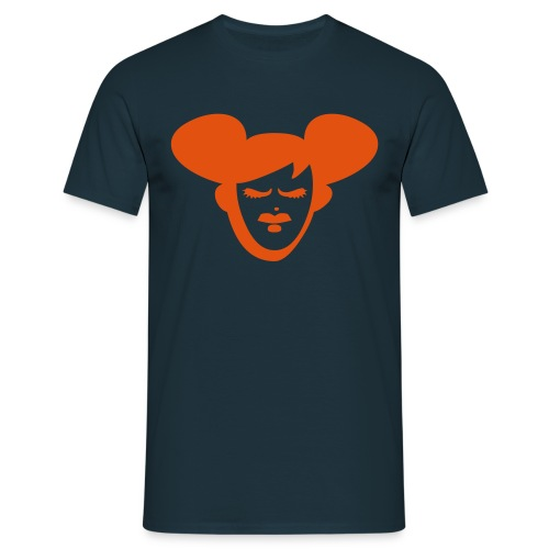 Disney -Blue - Men's T-Shirt