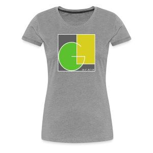 einfach2 - Frauen Premium T-Shirt
