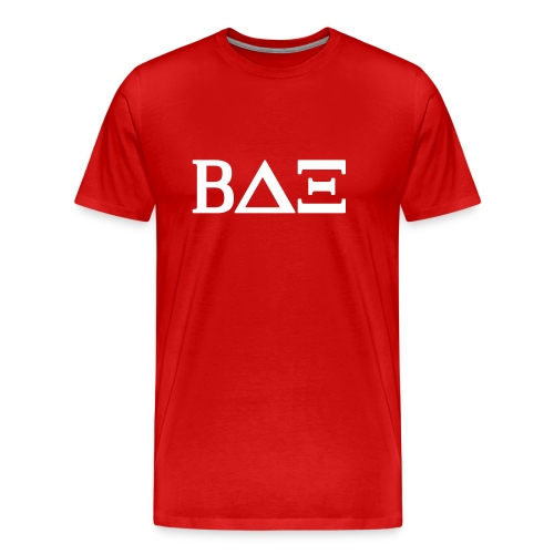 BAE Red - Men's Premium T-Shirt