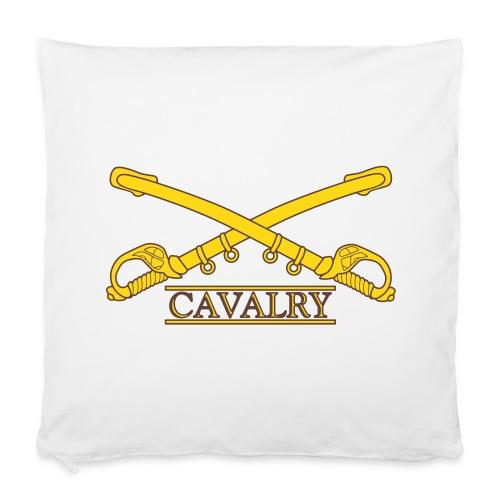 Cavalry und Artillery - Kissenbezug 40 x 40 cm