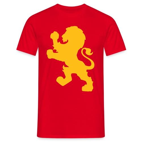 Captain Britain - Men's T-Shirt