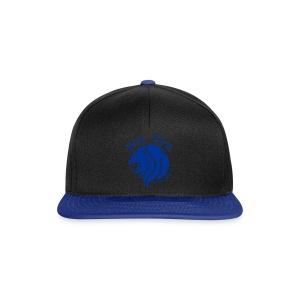 Das Tier ist blau! - Snapback Cap