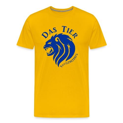 DAT AIM - Männer Premium T-Shirt