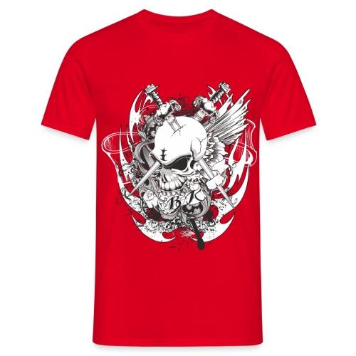 La mort !!! - T-shirt Homme