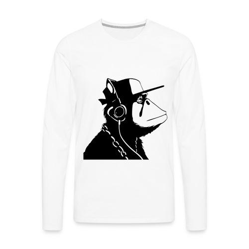 T-Shirt Singe - T-shirt manches longues Premium Homme