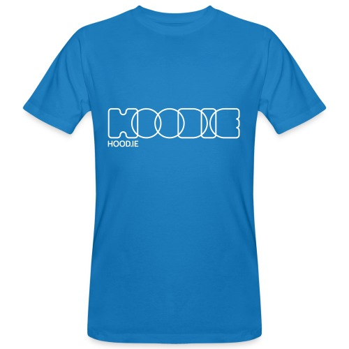 Premium T-Shirt Straight Cut Blue - Men's Organic T-Shirt