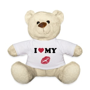 I love my (kiss) - Teddy Bear