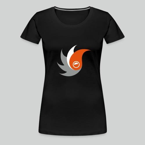 Suisha Flower - T-shirt Premium Femme