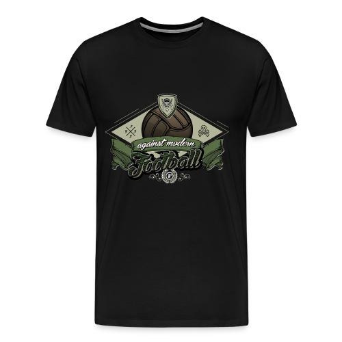 Against Modern Football - T-shirt Premium Homme